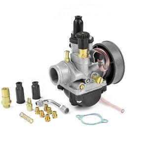 carburateur carbu 19 phbg scooter booster mbk derbi am6 avec 6 gicleur ebay. Black Bedroom Furniture Sets. Home Design Ideas