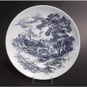 Enoch Wedgwood Countryside Collectible Plate