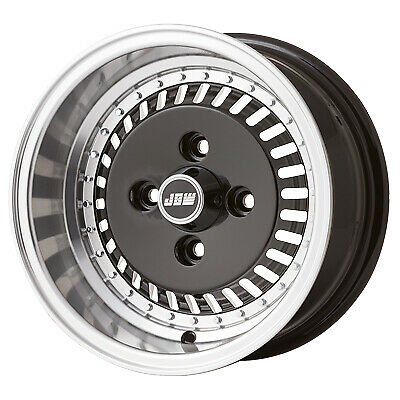 """6.0 x 12"""" JBW OS4 Alloy Wheels - Tyre Options Available (Set of 4)"""