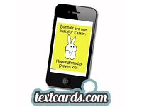 Instant Digital Greeting cards for birthdays, Halloween. Funny and cute cards available.