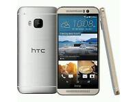 HTC One M9. BRAND NEW.32GB Unlocked SIM Free Smartphone Android Mobile Phone Quad-Core