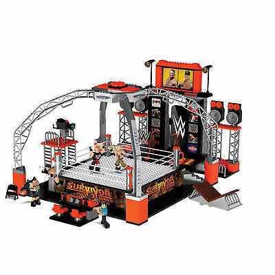 WWE Stackdown Deluxe Ring Set