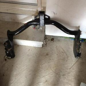 Trailer Hitch and harness Curt barely used $500 obo