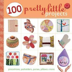 Lark Crafts-100 Pretty Little Projects BOOK NEU