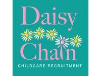 Nursery Nurse - Dagenham - £14-17,000 per annum