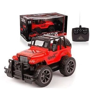 Little RC jeep