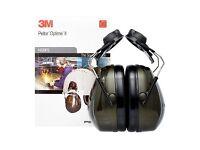 3M PELTOR Optime™ II, 30 dB, Helmet Mounted