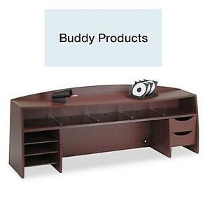 "NEW* BUDDY 58"" WOOD SPACE SAVER 1134-16 219283113 MAHOGANY HOME HOUSE FURNITURE DECOR"