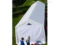 Marquee roof only size 12M X 3M Gala tent make brand new