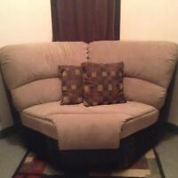 Free sectional piece