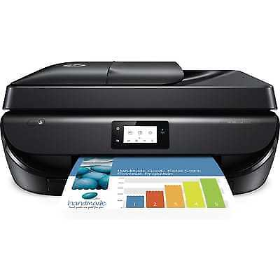 HP OfficeJet 5255 All-in-One Printer - Inkjet All-in-One Printers