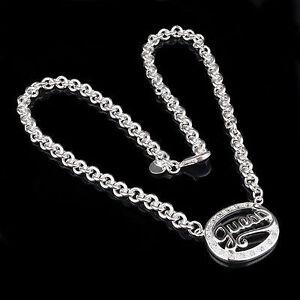 Sterling Silver GUESS necklaces and bracelet set Windsor Region Ontario image 2