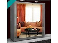 🔥🔥Hot Sale🔥🔥Brand New Chicago Sliding Wardrobe Order For Home Delivery Order Now🔥🔥