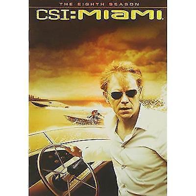 Csi  Miami  Season 8 New