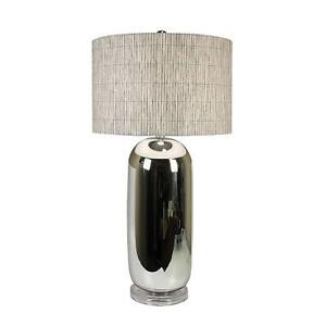 NEW ABHASA LAMPS KOS LAMPS GLASS BODY WITH CHROME FINISH 104305176