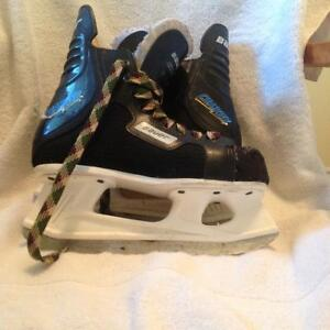Boys Bauer Charger Hockey Skates