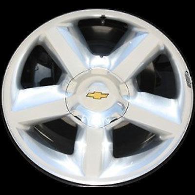 Aftermarket Rims For Chevy Silverado 1500 >> 2007 Suburban Wheels | eBay