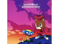 Kanye West Graduation CD - (good condition)