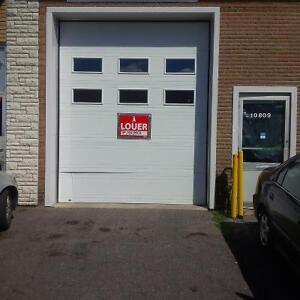 Entrepôt / garage à louer