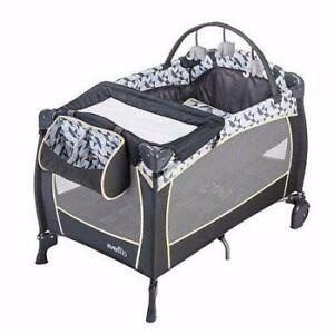 Evenflo® Portable BabySuite Deluxe Playard- New/Boxed!!