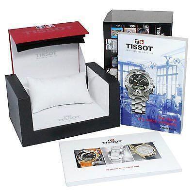 Tissot watch box ebay for Watches box
