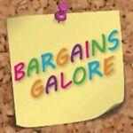 Blakeburger's Bargains
