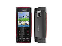 Original Nokia X2 - Red/Black - Virgin Network Mobile phone