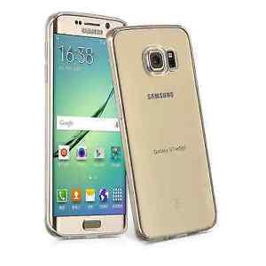 FLEXIBLE SNAP ON ULTRA THIN COVER CASE FOR SAMSUNG S6 S7 NOTE 5 Regina Regina Area image 4