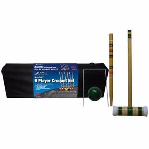 6 Player Croquet Set New In Package $70 OBO Pick up in Kitchener with mallet and balls