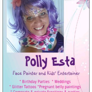Polly Esta - Face Painter & Kids' Entertainer