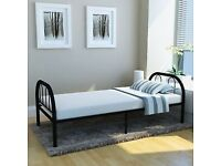 Brand new unopened single bed frame. SUPER QUICK SALE.