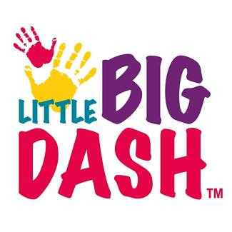 Little Big Dash Olympic Park - 1 adult & 1 child