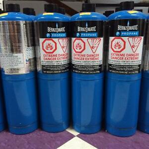 Bernzomatic 14.1 ounce Propane Cylinders