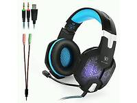 Gaming headphones/headset with mic