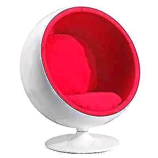Retro Ball chair