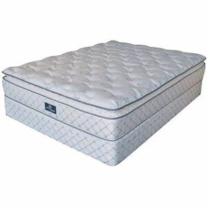 Queen Mattress - Spring Air Back Supporter Autumn Plush