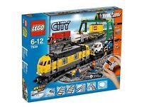 Lego city cargo train set 7939