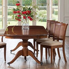 Dining Table and Chairs ( Willis and Gambier)