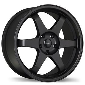 Fast Wheel Set of 4 with Potenza RE-11 Tire - Nissan 350Z