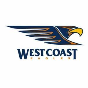 1-6 WEST COAST EAGLES V GWS GIANTS TICKETS Thornlie Gosnells Area Preview