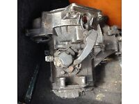 Golf bora toledo gttdi leon FMH 6 speed gearbox