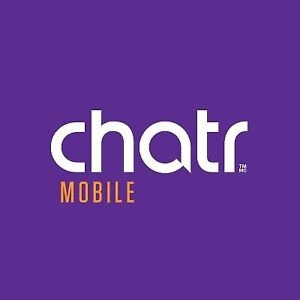 CHATR CUSTOMERS. OFFERING BEST CELL PHONE PLANS WITH ROGERS