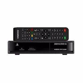 Zgemma Star H2 DVB-S2/DVB-T2/DVB-C Satellite & Terrestrial Combo Receiver Enigma
