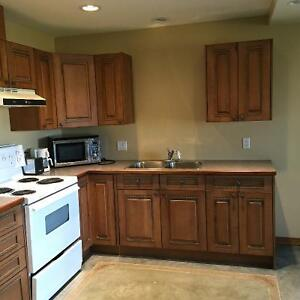 One bedroom  executive suite $1000.00