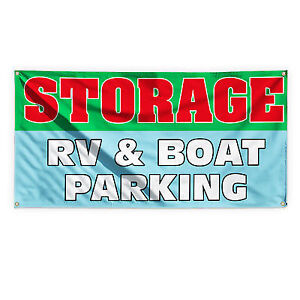Storage for Boats and motor homes - short term or long term