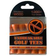 Unbreakable Golf Tees