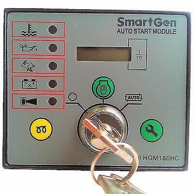 Smartgen Hgm180hc Manual Start Generator Controller