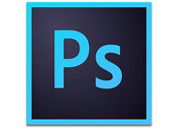 ADOBE PHOTOSHOP CS6 ON CD DISC - PROFESSIONAL IMAGE PICTURE PHOTO EDITING SOFTWARE - BARGAIN £15