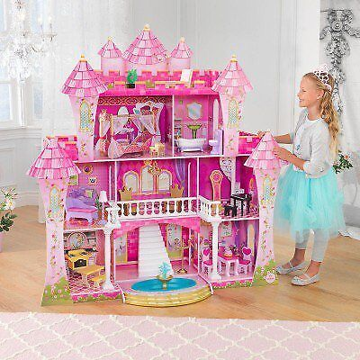 Kiddiecraft Dolls house