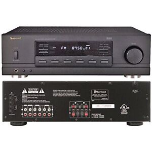 Sherwood RX4105 stereo amp